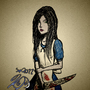 Alice Liddell by Link7120
