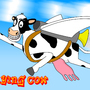 FlyingCow by DeftWise-Zero
