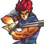 Thundercats : Lion-o by Explosiv22