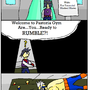 Wake up, Little Trainer by Flashcard-Man