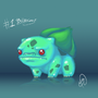 Bulbasaur does not approve by EdpR