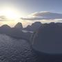 Ocean Sun by NecroLordOfChaos