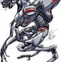robot concept 4 by TwistedGrim