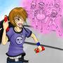 Pocky Run by exninja123