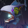 AnglerFish Collossus by Fisheyfishey