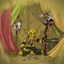 Goblin shaman by MasterOfDarkArts