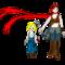 Leadgear: Ashley and Sid