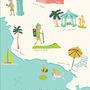Honolulu Map by cmille53