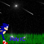 Sonic Running With The Stars! by 3Rock