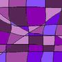 purple sculpture by jamie3g