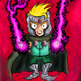 Professor Chaos by BinaryDood