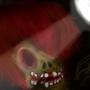 Zombie Weird Face by BinaryDood