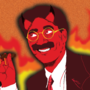 Groucho Marx Devil by Oxide44