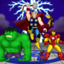 Avengers Assemble! by KillHammer