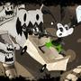 Demon's Gem by ZombieMonkey
