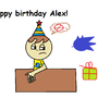Happy b-day alex by alexdyson01