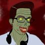 Zombie-Portrait by mickandgreg