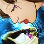 Figure in the Water by doppleganger