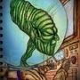 Alien Scientist by BinaryDood