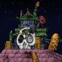 Dr. Wily's Castle by GWNAE