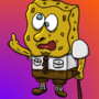 Spongebob Retirepants by F4LL0UT