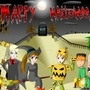 Happy Halloween 2011 by bocodamondo