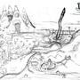 Tales...Dawnland -Map concept by dawnland