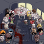 Left4Dead Schoolbus by bobturd
