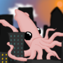 Giant Squid is in yer city! by MadVTaco