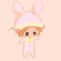 chibi bunny by xXmykittyXx