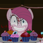 MLP:Cupcakes - Wanna Try One? by DeftWise-Zero