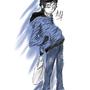 Blue Jacket by Alef321