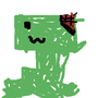 Creeper :3 by ian7101