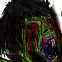 Me as a zombie by harri21hi