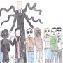 Slender Team by poopnuget