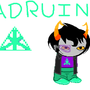 Homestuck Troll OC-READ DESC. by Fantasymachine