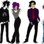 Le Goths by Los-Tres-Hermanos