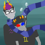 Homestuck: Don't let me drown by VoicedPAINKILLER