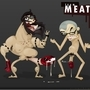 Team Meat by mr-strangethoughts