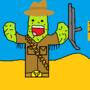 Cowboy Cactus by yomasta1337