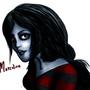 Marceline the Vampire Queen by Araelyn