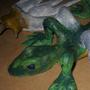 Liazrd Dragon Scorpion Thing by MaskedGuardian