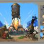 Aliens vs Steam Robots by Gungirl13