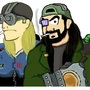 Jay and Silent Bob by RickAlabama