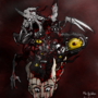 Manifestation of Psychosis by fadedshadow