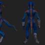 Lizardman model