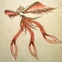 Red phoenix by hikisquid