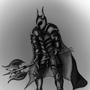 Battleready Knight by justsomerandomdude