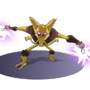 Alakazam by Dawn-Breaker