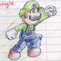 Luigi :9 by NintendoFruitSlayer9